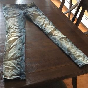 Gorgeous Express jeans - size 0